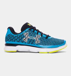 Under Armour Boys' Pre-School UA ClutchFit® RebelSpeed Running Shoes
