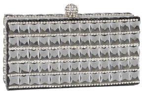Women's J. Furmani 62014 Crystal Box Clutch