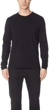 Reigning Champ Ring Spun Long Sleeve Tee