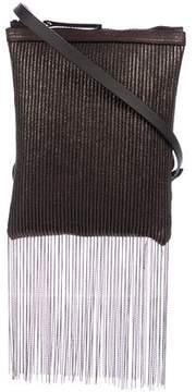 Brunello Cucinelli Monili Fringe Crossbody Bag