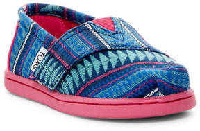 Toms Classic Print Slip-On (Baby, Toddler, & Little Kid)