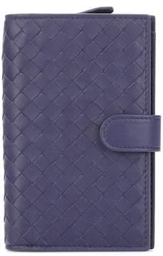 Bottega Veneta Intrecciato leather wallet