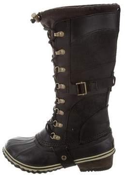 Sorel Knee-High Snow Boots