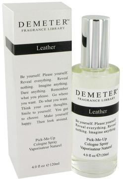 Demeter by Demeter Leather Cologne Spray for Women (4 oz)