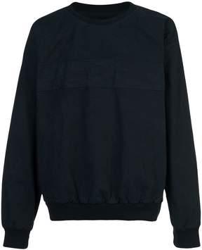 RtA panelled sweatshirt