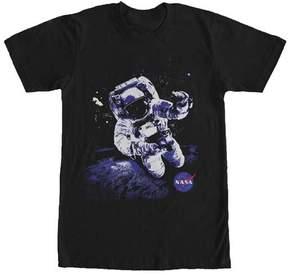 Fifth Sun Black NASA Thresh Tee - Men