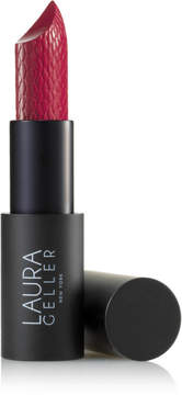 Laura Geller Iconic Baked Sculpting Lipstick - Fifth Ave. Ruby (crimson red)