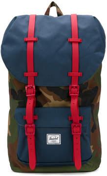 Herschel large camouflage backpack