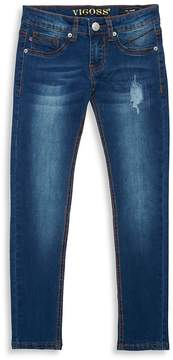 Vigoss Girl's Rips Repair Ski Jeans