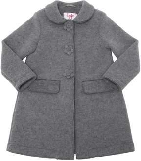 Il Gufo Virgin Wool Blend Coat