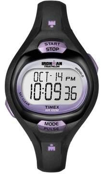 Timex Womens T5K187 Ironman Watch One Size Black