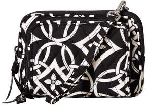 Vera Bradley On The Square Wristlet Wristlet Handbags - CONCERTO - STYLE