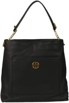 Tory Burch Chelsea Hobo Bag - BLACK - STYLE