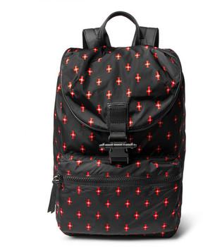 Givenchy Printed Shell Backpack
