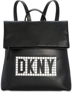 DKNY Tilly Tile Logo Backpack