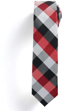Chaps Boys 4-20 Checkered Tie
