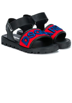 DSQUARED2 ankle strap sandals