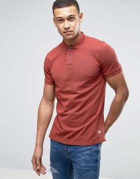 Jack and Jones Vintage Slim Fit Polo Shirt