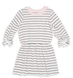 Splendid Toddler's& Little Girl's Long-Sleeve Stripe Dress