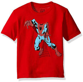 Freeze Toddler Boys Marvel Spiderman Head Graphic T-Shirt