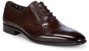 Roberto Cavalli Men's Perforated Wing-Tip Dress Shoes
