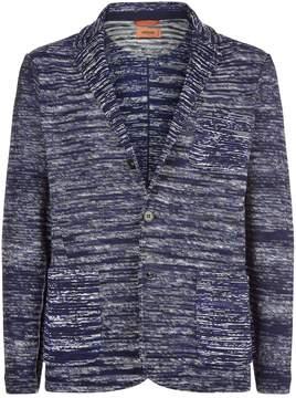 Missoni Cotton Knit Blazer
