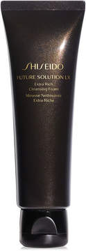 Shiseido Future Solution Lx Extra Rich Cleansing Foam, 4.7-oz.