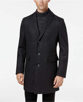 INC International Concepts Men's Slim-Fit Overcoat, Created for Macy's