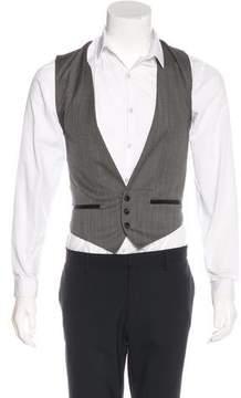 Christian Dior Wool Suit Vest