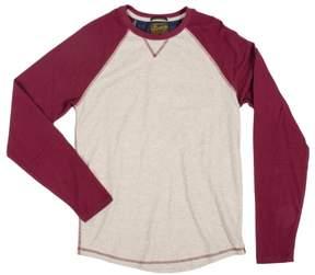 Lucky Brand Apparel Men's Saturday Colorblock Tee Shirt