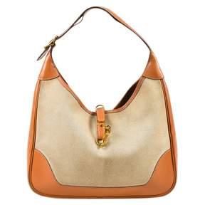 Hermes Trim leather handbag - BEIGE - STYLE