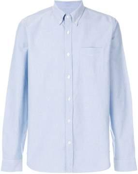 Closed long sleeve shirt