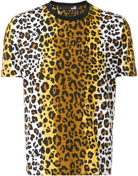 Love Moschino leopard print T-shirt