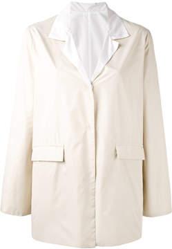 Le Tricot Perugia reversible blazer