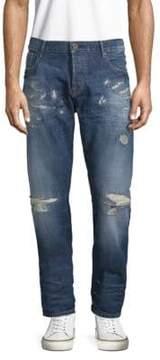 Scotch & Soda Ralston Distressed Jeans