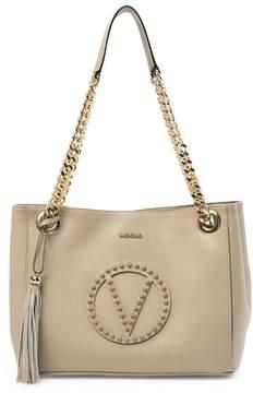 Mario Valentino Valentino By Luisa Rock Leather Tote Bag