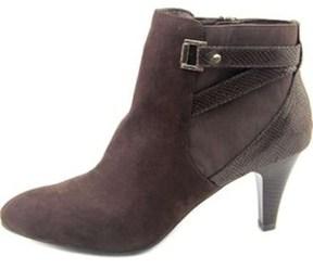 Karen Scott Womens Majar Closed Toe Ankle Fashion Boots, Grey, Size 8.0.