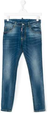 DSQUARED2 slim Skater jeans