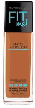 Maybelline Fit Me Matte + Poreless Foundation, 355, Coconut.