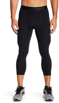 Reebok Speedwick 3/4 Compression Pant