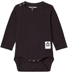 Mini Rodini Black Basic Body