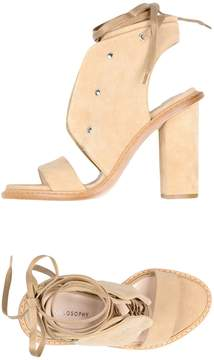 Philosophy di Alberta Ferretti Sandals