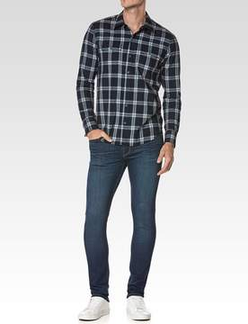 Paige Everett Shirt - Blue Mood Harmon Plaid
