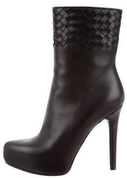 Bottega Veneta Platform Mid-Calf Boots
