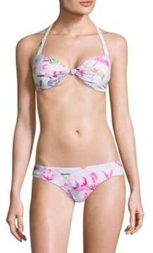 6 Shore Road by Pooja Starry Bikini Top