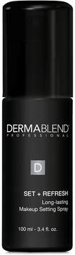 Dermablend Set + Refresh Spray, 3.4 oz