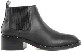Senso Darcy Studded Leather Ankle Boots