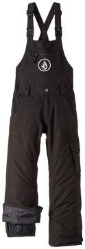 Volcom Sutton Insulated Overalls Boy's Overalls One Piece