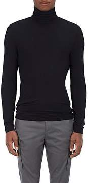 ATM Anthony Thomas Melillo Men's Rib-Knit Turtleneck Top