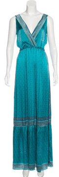 Calypso Silk Ohbi Dress